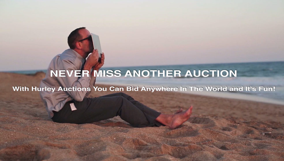 Never Miss Another Auction