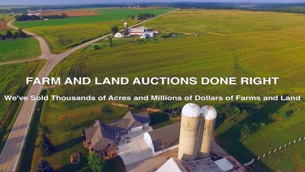Farm and Land Auctions Done Right
